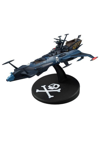 Space Pirate Captain Harlock: Cosmo Fleet-Special Space Pirate Battleship Arcadia Figure