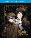 Black Butler Book of Murder Blu-ray/DVD Complete Collection