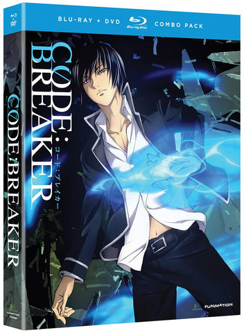 Code:Breaker Blu-Ray/DVD Combo Complete Collection