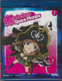 Bodacious Space Pirates Blu-Ray Collection Part 1