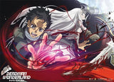 Deadman Wonderland: Ganta & Shiro Fabric Poster