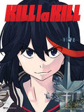 KILL la KILL: Ryuko & City Fabric Poster