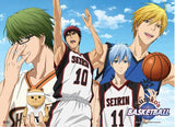 Kuroko's Basketball: Group Sky Fabric Poster