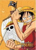 One Piece: Luffy Flex Fabric Poster