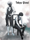Tokyo Ghoul: Two Kanekis Fabric Poster