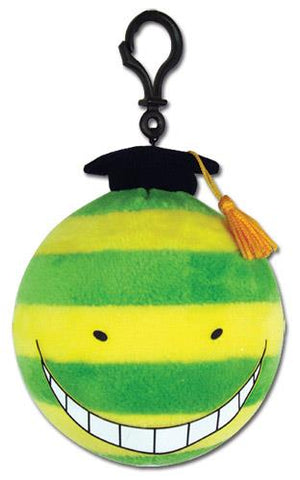 "Assassination Classroom: Koro-sensei Nameteru 5"" Plush Clip"