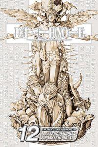 Death Note: Volume 12 (Manga)