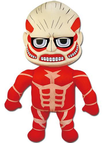 "Attack on Titan: Colossal Titan 18"" Plush"