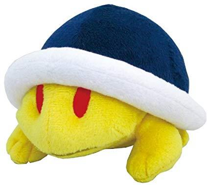 "Super Mario Bros.: Buzzy Beetle 4"" Plush"