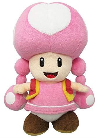 "Super Mario Bros.: Toadette 8"" Plush"