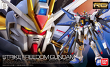 Gundam: Strike Freedom RG Model