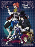Black Butler: Book of Circus Group High-End Wall Scroll