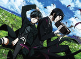 Black Butler II: Ciel & Sebastian Field Wall Scroll