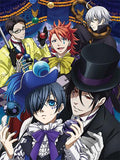 Black Butler: Book of Circus Group Juggle Special Edition Wall Scroll