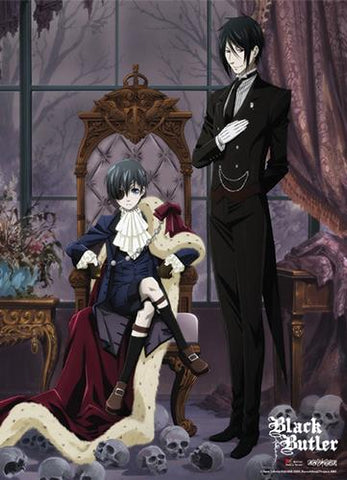 Black Butler: Ciel Throne Special Edition Wall Scroll