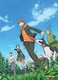 Silver Spoon: Group Field Wall Scroll