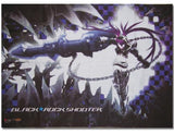 Black Rock Shooter: Insane Black Rock Wall Scroll