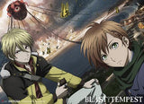 Blast of Tempest: Yoshino & Mahiro Wall Scroll