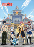 Fairy Tail: Group Guild Premium Wall Scroll