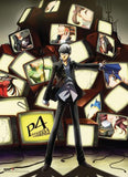 Persona 4: Yu & TVs Wall Scroll