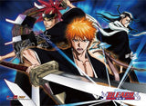 Bleach: Ichigo, Renji & Byakuya High-End Wall Scroll