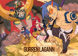 Gurren Lagann: Group Wall Scroll