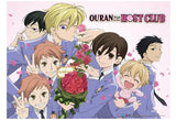 Ouran High School Host Club: Welcome Party Wall Scroll