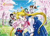 Sailor Moon: Group Sakura High-End Wall Scroll