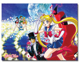 Sailor Moon: Palace Group Wall Scroll
