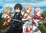 Sword Art Online: Group Ready Special Edition Wall Scroll