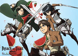 Attack on Titan: Attack on Watermelon Special Edition Wall Scroll