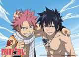 Fairy Tail: Natsu & Gray Bond Wall Scroll