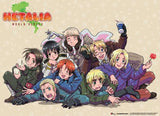 Hetalia: Group Dogpile Wall Scroll
