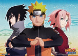 Naruto Shippuden: Team 7 Wall Scroll
