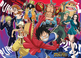 One Piece: Psychedelic Crew Wall Scroll