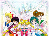 Sailor Moon: Scouts & Princesses Wall Scroll