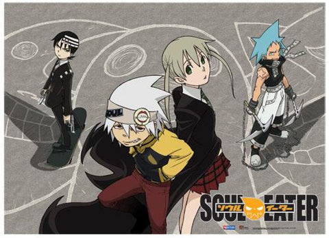 Soul Eater: Group Playground Wall Scroll