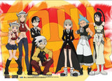 Soul Eater: Group Orange Wall Scroll