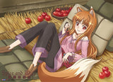 Spice and Wolf: Holo & Apples Wall Scroll