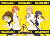 Wagnaria!!: Girls Group Wall Scroll