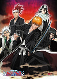 Bleach: Ichigo Group Hi-End Wall Scroll