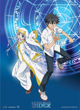 Certain Magical Index: Index & Touma Wall Scroll