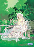 Chobits: Chii Green Wall Scroll