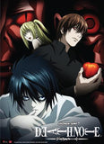 Death Note: L, Light & Misa Wall Scroll
