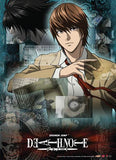 Death Note: L & Light Collage Wall Scroll