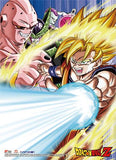 Dragon Ball Z: Goku vs. Enemies Wall Scroll