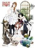Galilei Donna: Key Art Wall Scroll