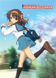 The Melancholy of Haruhi Suzumiya: Haruhi Running Wall Scroll
