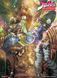 Jojo's Bizarre Adventure: Key Art Special Edition Wall Scroll