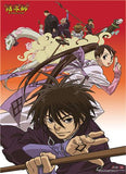 Kekkaishi: Group Wall Scroll